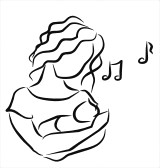 lullaby-clipart-9882006-mother-singing-a-lullaby-to-her-baby